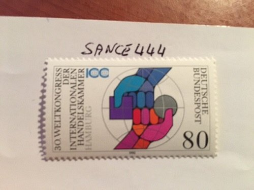 Germany Chamber of commerce mnh 1990