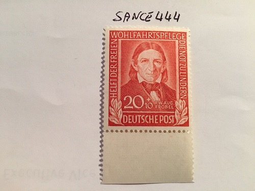 Germany Charity 20+10p mnh 1949