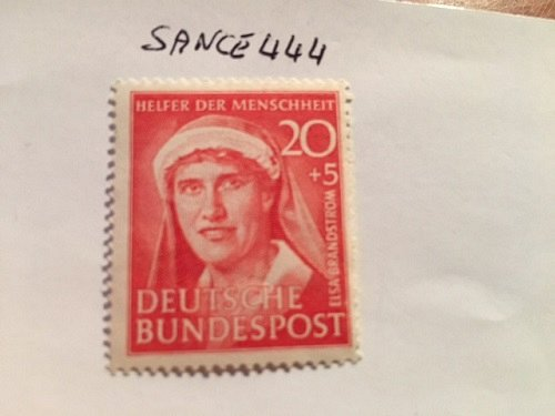 Germany Charity 20+5p mnh 1951