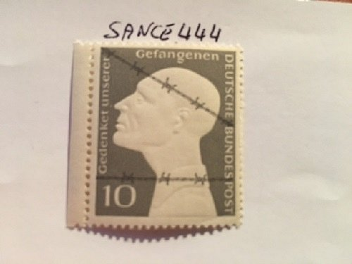 Germany War prisoners mnh 1953