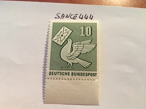 Germany Stamp Day mnh 1956