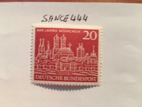 Germany 800 years Munich mnh 1958