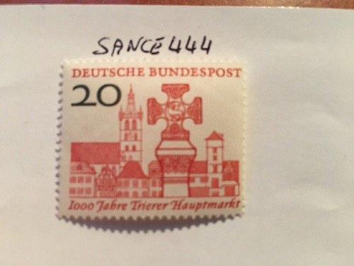 Germany Trier market place mnh 1958