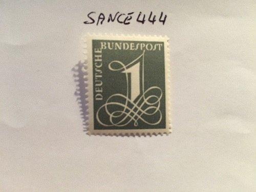 Germany Definitive 1p mnh 1960