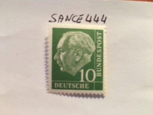 Germany Definitive Heuss 10p mnh 1960
