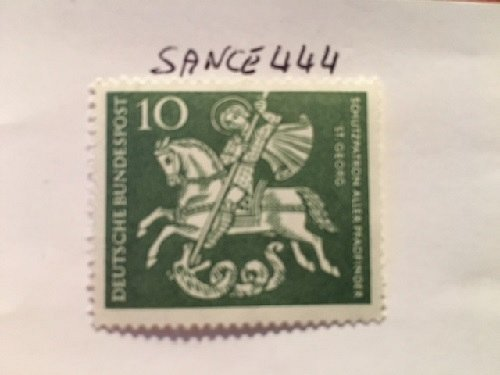 Germany 50 years Scouting mnh 1961
