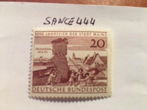 Germany 2000 year Mainz mnh 1962