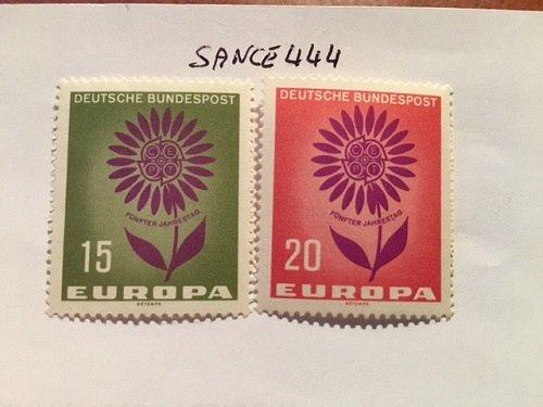 Germany Europa 1964 mnh #2
