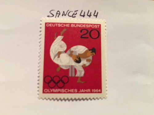 Germany Olympic Games mnh 1964