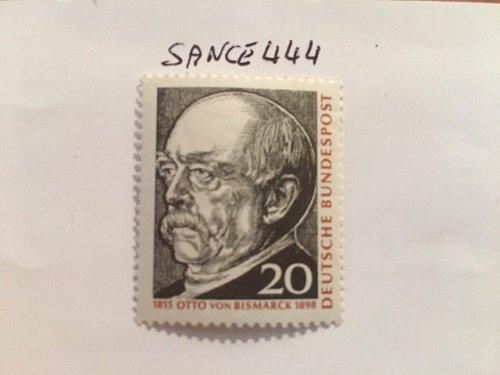 Germany Otto von Bismarck mnh 1965