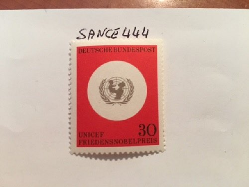 Germany UNICEF mnh 1966