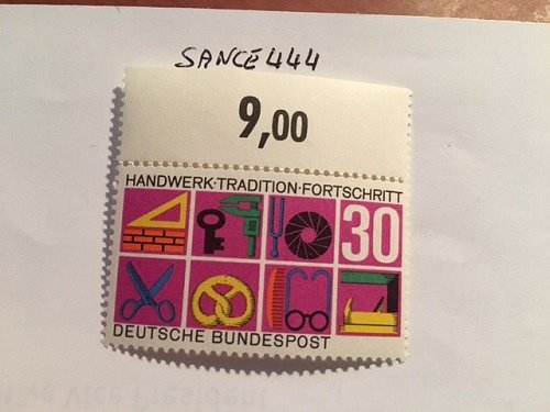 Germany Handicrafts mnh 1968