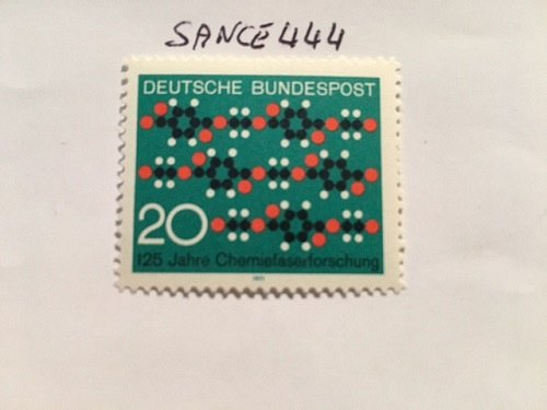 Germany Chemical research mnh 1971