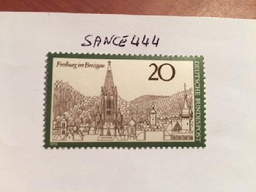 Germany Freburg im Breisgau mnh 1970