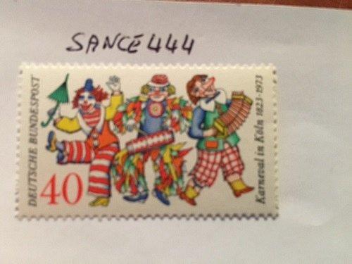 Germany Koeln carnival mnh 1972