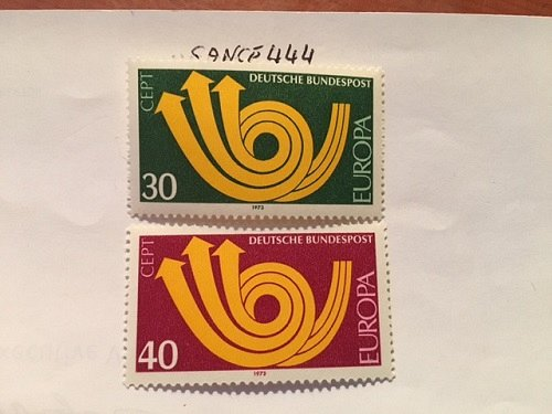Germany Europa 1973 mnh #2