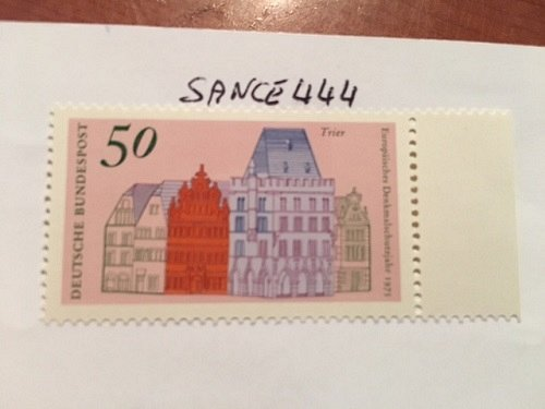 Germany Architectural Trier mnh 1975