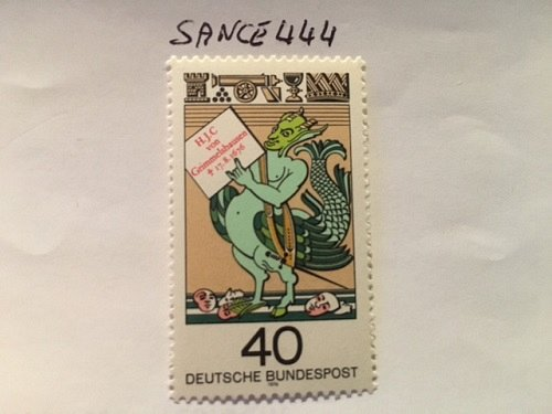 Germany Grimmelshausen mnh 1976