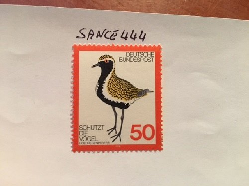 Germany Bird protection mnh 1976