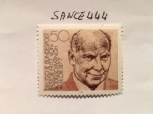Germany Friedrich v. Bodelschwingh mnh 1977