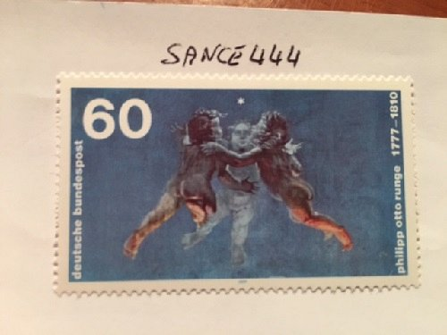 Germany Runge painting mnh 1977