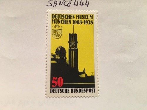 Germany German museum Munich mnh 1978