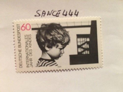 Germany International year of the child mnh 1979