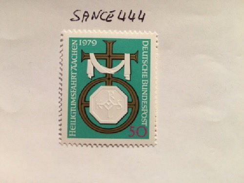 Germany Aachen religious festival mnh 1979
