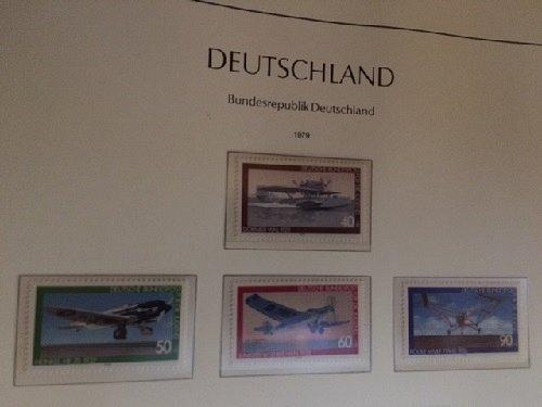 Germany Youth Aviation mnh 1979