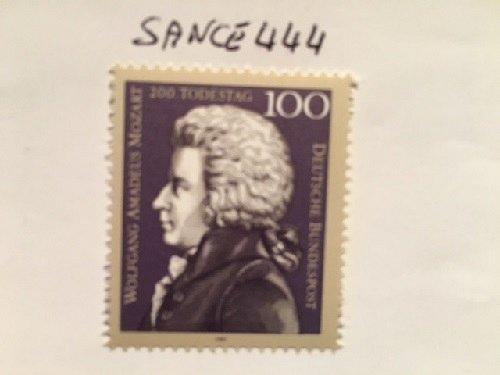 Germany Mozart mnh 1991