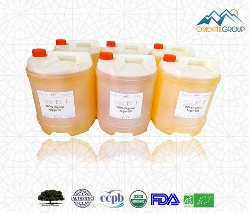 ORGANIC VIRGIN ARGAN OIL