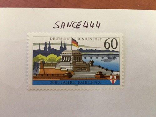 Germany Anniversary of Koblenz mnh 1992
