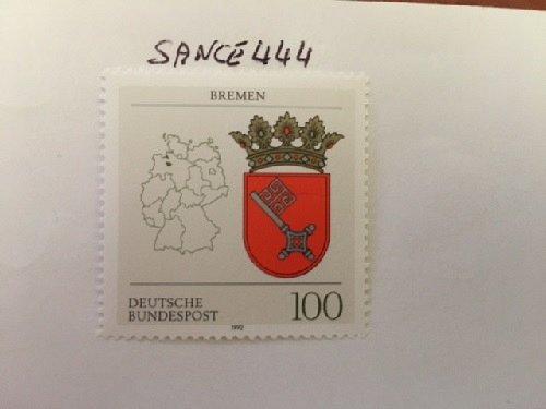 Germany Bremen mnh 1992
