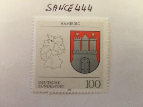 Germany Hamburg mnh 1992