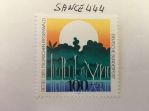 Germany Tropical forest mnh 1992