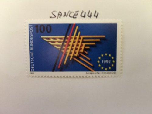 Germany European market mnh 1992