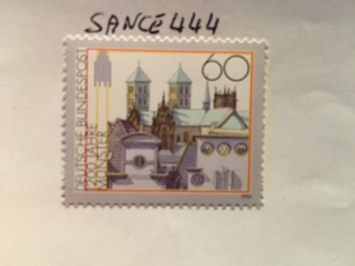 Germany Anniversary of Münster mnh 1993