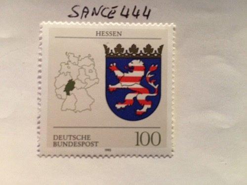 Germany Hessen mnh 1993