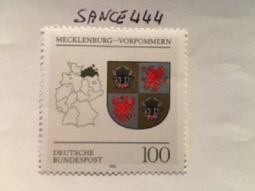 Germany Mecklenburg mnh 1993