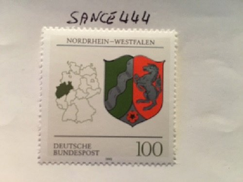 Germany Nordrhein-Westfalen mnh 1993