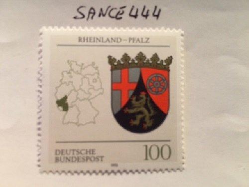Germany Rheinland-Pfalz mnh 1993