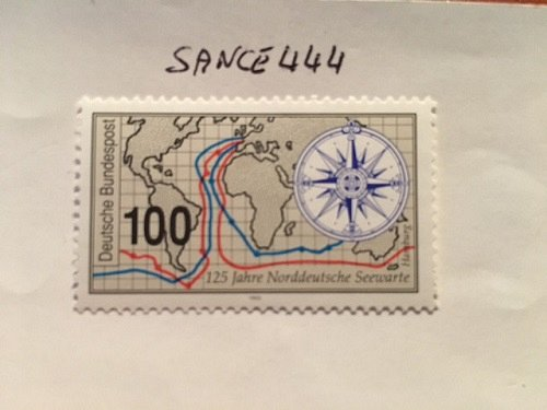 Germany North German Sea Research Institute mnh 1993