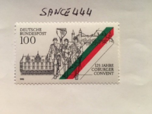 Germany Coburger Convention mnh 1993