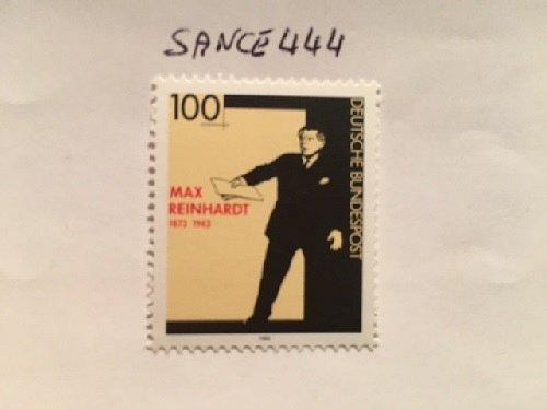 Germany Max Reinhardt mnh 1993