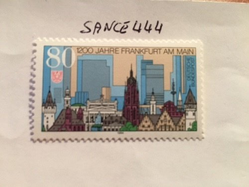 Germany Frankfurt am Main mnh 1994