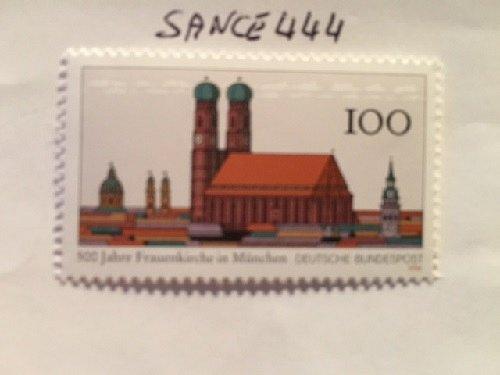 Germany Frauenkirche Munchen mnh 1994