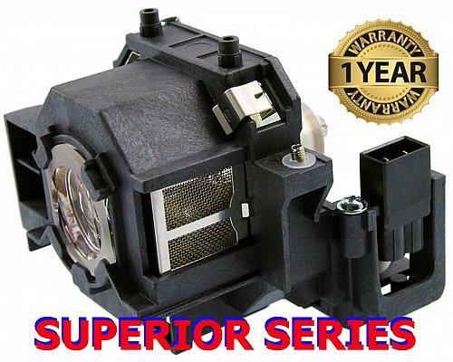 ELPLP50 V13H010L50 SUPERIOR SERIES -NEW & IMPROVED FOR EPSON PowerLite826W