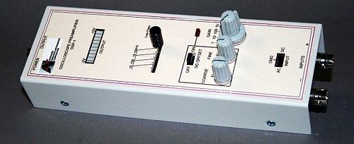 ARiCorp USA Preamp OSP-1 Extends standard Oscilloscope Sensitivity up to max 1000x