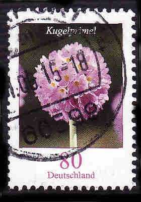German Used Scott #2815 Catalog Value $1.00