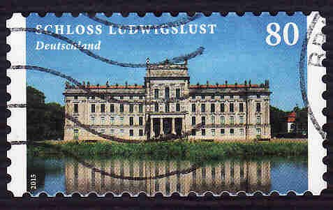 German Used Scott #2829 Catalog Value $1.00